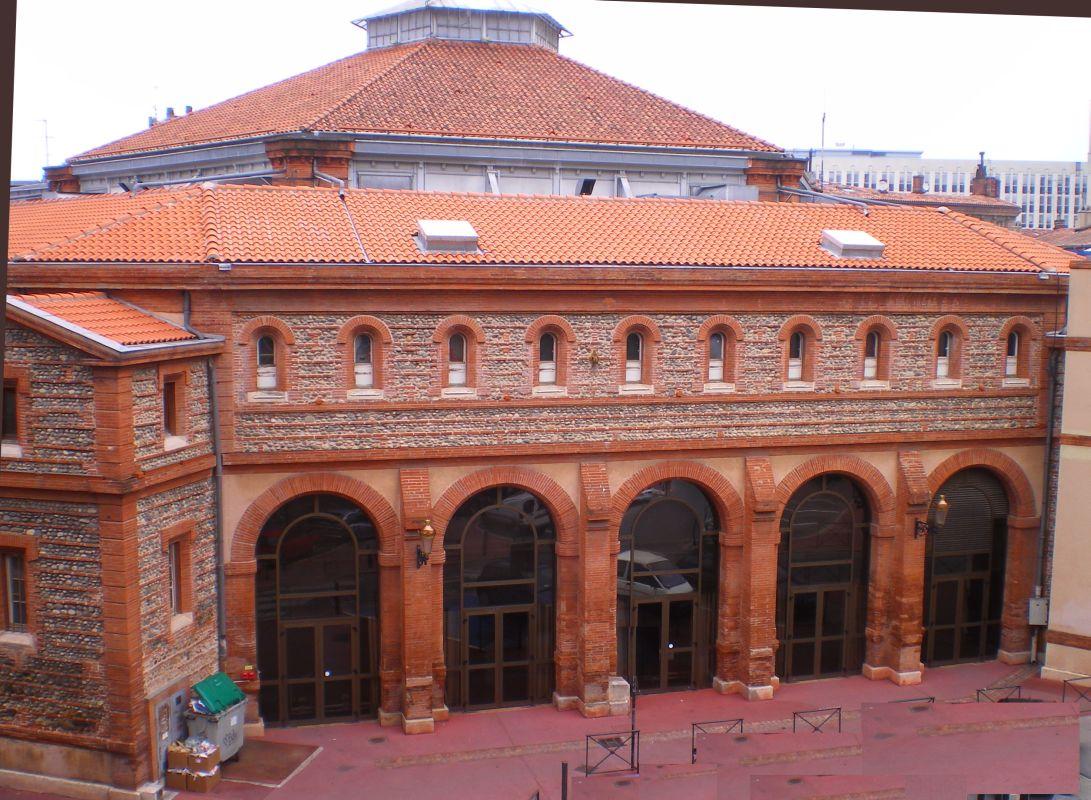 Préférence 5-Halle-aux-grains-Toulouse-vuduNE.jpg Photos Toulouse: brique  UV59