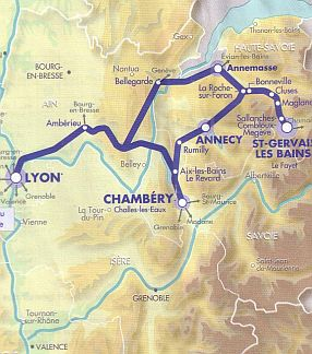 Train Toulouse - Grenoble : billet pas cher, horaire, prix