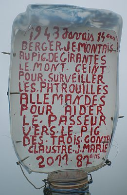 pic Girantes photo Mont-Ceint
